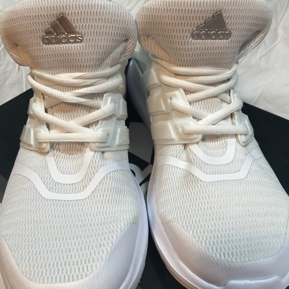 new style 74cd6 fad20 adidas Shoes - Adidas white cloudfoam ortholite sneakers
